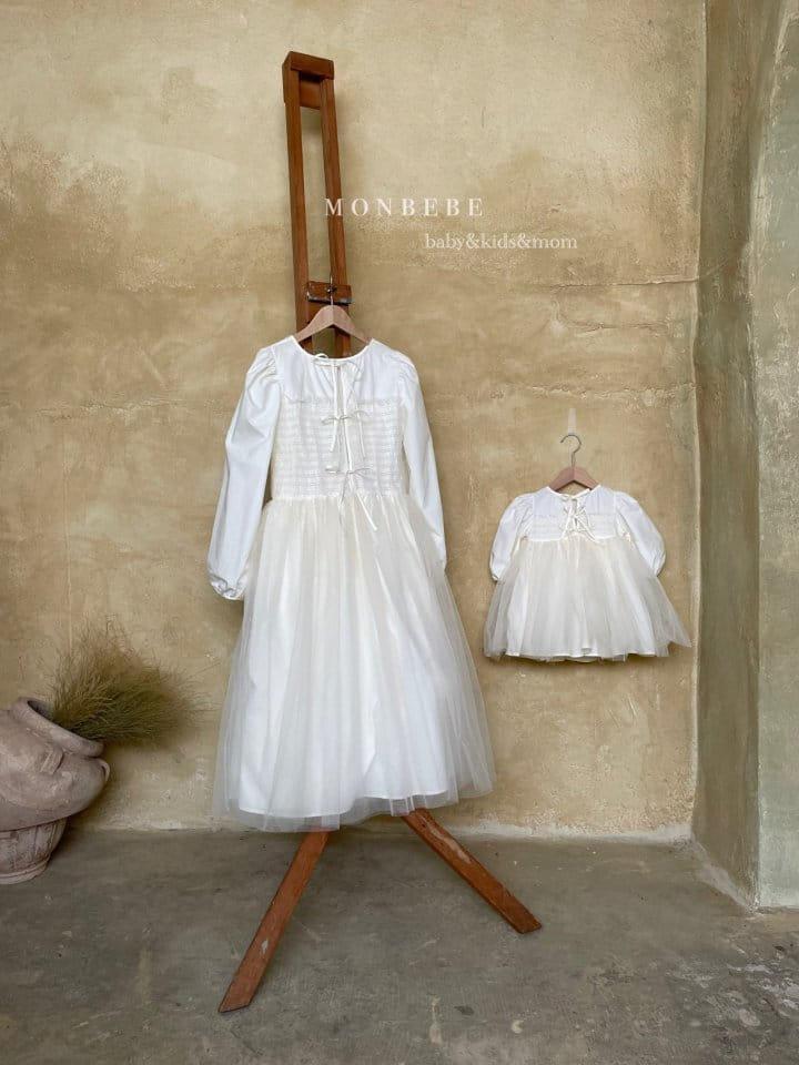 MONBEBE - Korean Children Fashion - #Kfashion4kids - Katy One-piece - 2