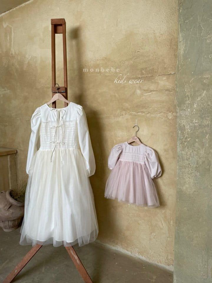 MONBEBE - Korean Children Fashion - #Kfashion4kids - Katy One-piece - 4