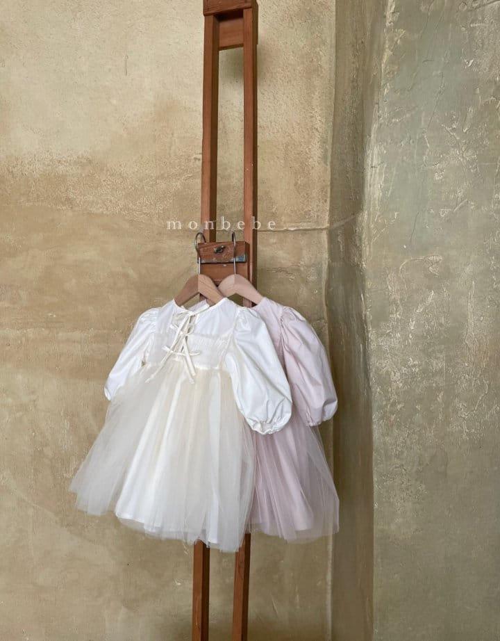 MONBEBE - Korean Children Fashion - #Kfashion4kids - Katy One-piece - 5
