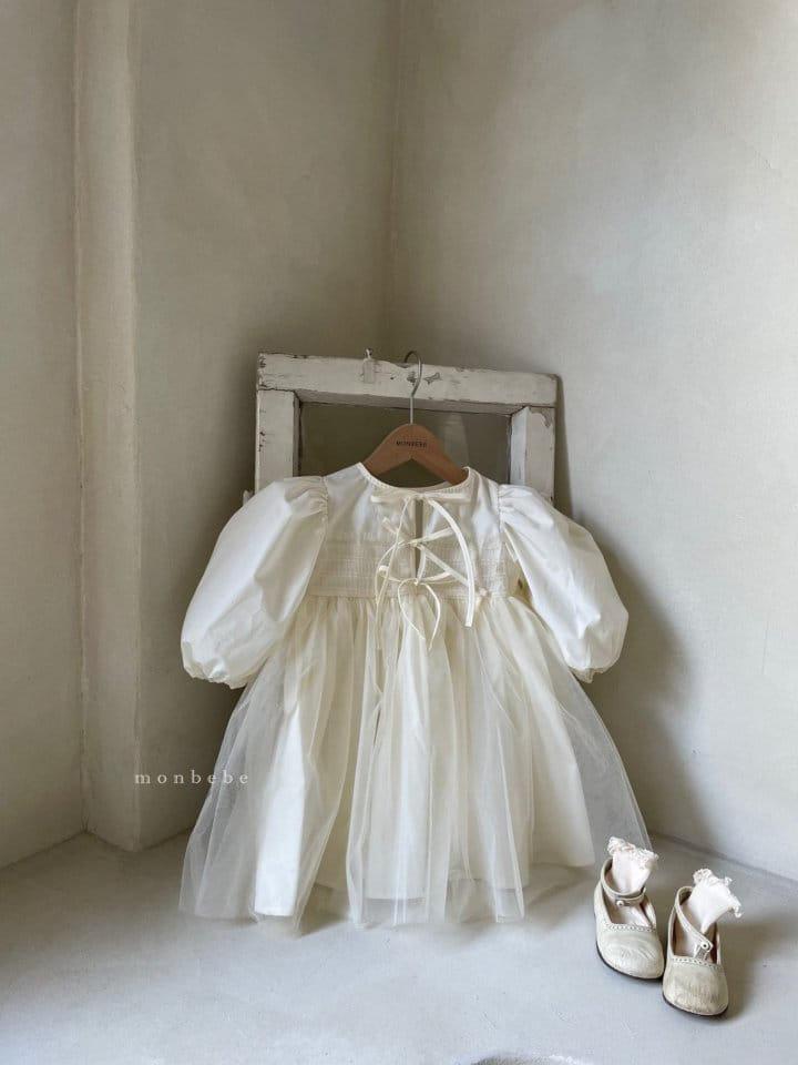 MONBEBE - Korean Children Fashion - #Kfashion4kids - Katy One-piece - 7