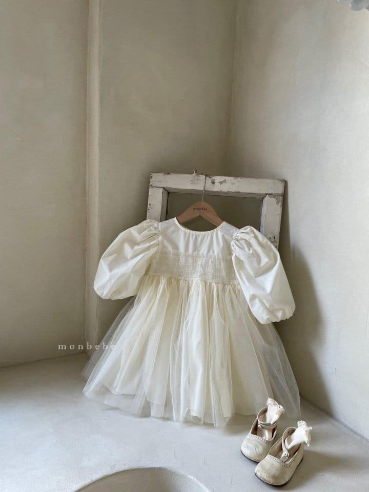 MONBEBE - Korean Children Fashion - #Kfashion4kids - Katy One-piece - 9